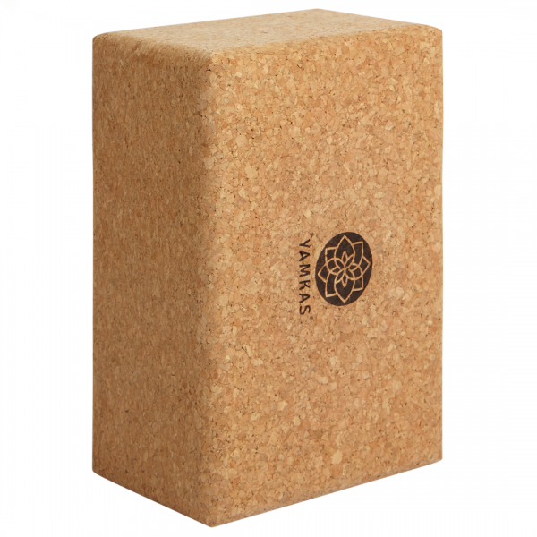 Yoga Block Cork